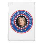 Hillary para el presidente - sello iPad mini coberturas