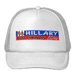 ¡Hillary para la prisión 2016! Gorros