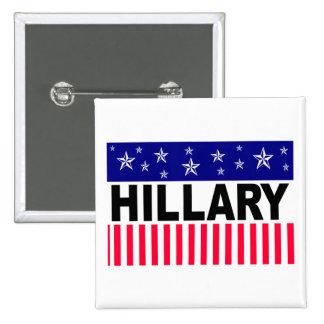 Hillary Pins