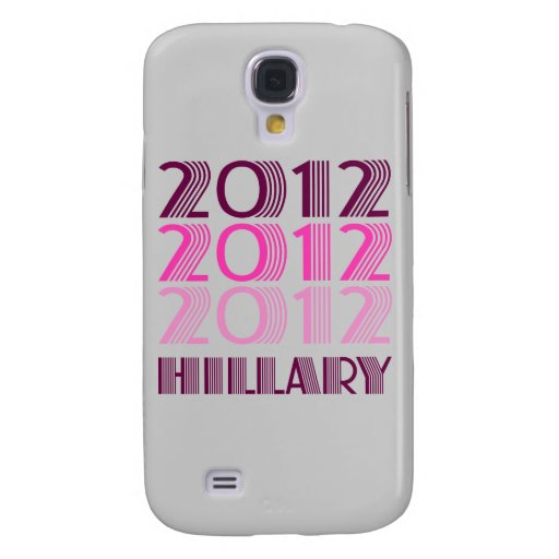 HILLARY PINK VINTAGE.png Galaxy S4 Covers
