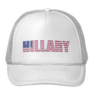 Hillary. Plain & Simple. Trucker Hat