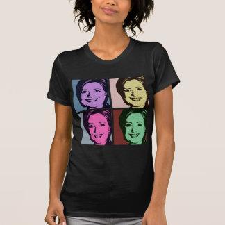 HILLARY POP ART 2 -.png T-Shirt