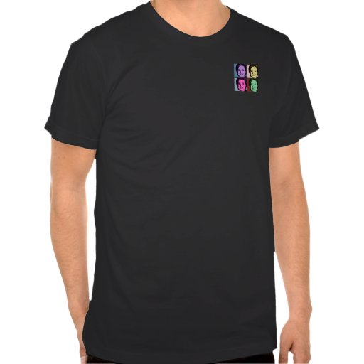 HILLARY POP ART 2 -.png Tshirts