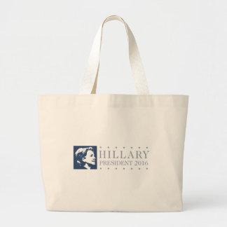 Hillary - president 2016 bag