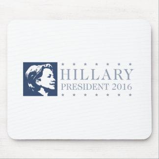 Hillary - presidente 2016 tapetes de ratón