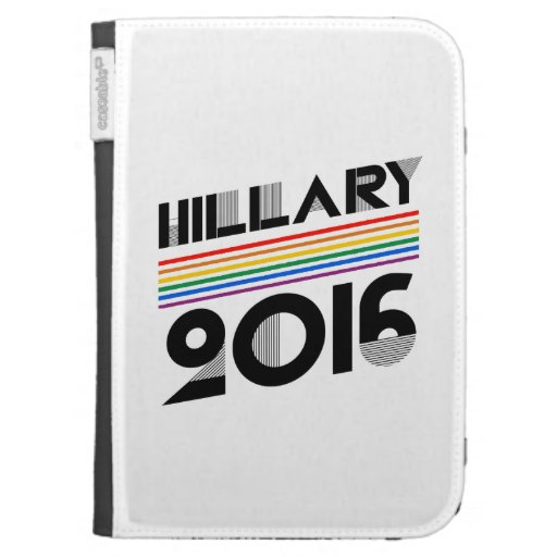 HILLARY PRIDE 2016 VINTAGE -.png Kindle 3 Covers