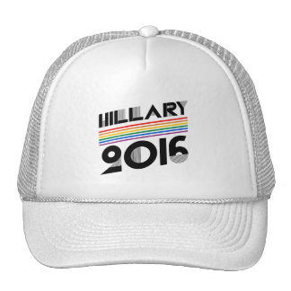 HILLARY PRIDE 2016 VINTAGE -.png Trucker Hat