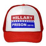 Hillary Prison 2016 Hat