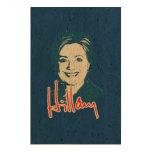 HILLARY RETRA 2016 PAPEL DE CORCHO
