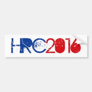 Hillary Rodham Clinton 2016 Bumper Sticker