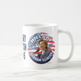 Hillary Rodham Clinton 2016 Coffee Mugs