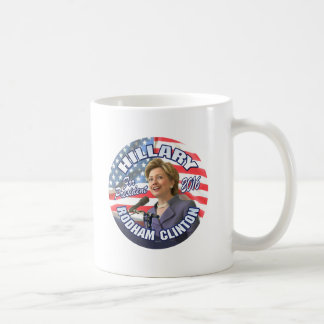 Hillary Rodham Clinton 2016 Coffee Mug