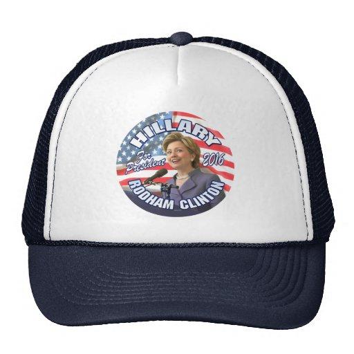 Hillary Rodham Clinton 2016 Trucker Hat