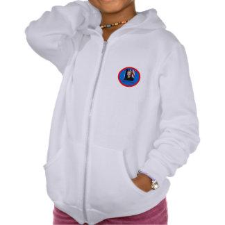 Hillary Rodham Clinton Hooded Sweatshirt
