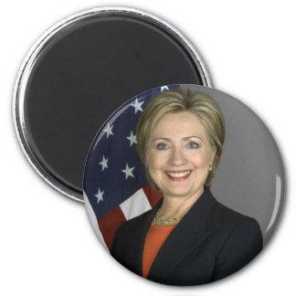 Hillary Rodham Clinton Fridge Magnets