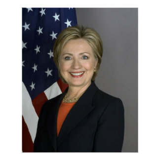 Hillary Rodham Clinton Posters