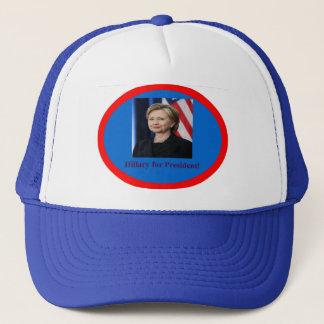Hillary Rodham Clinton Trucker Hat