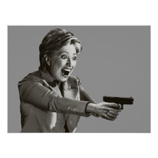 Hillary Shooter Posters