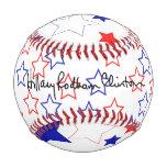 Hillary Signature Baseball