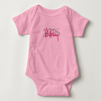 Hillary signature collection baby bodysuit
