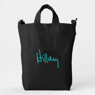 Hillary signature collection duck bag