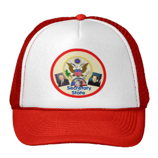Hillary State Hat