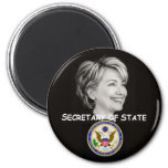 Hillary State Magnet