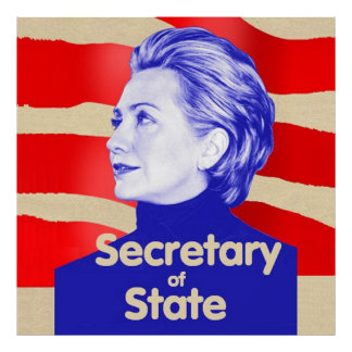 Hillary State Posters