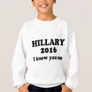 hillary sweatshirt