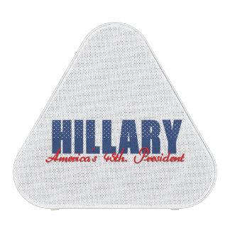 Hillary The 45th. President Speaker