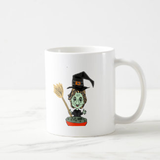 Hillary the Email Witch Coffee Mug