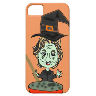 Hillary the Email Witch iPhone SE/5/5s Case