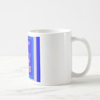 Hillary USA President Stronger Together spirit Coffee Mug