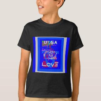 Hillary USA President Stronger Together spirit T-Shirt
