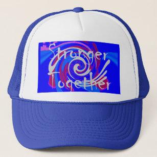 Hillary USA President Stronger Together spirit Trucker Hat 3f5802e6d523
