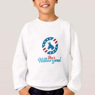 Hillaryous Sweatshirt