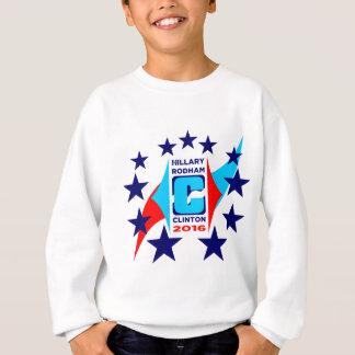 Hillary's 2016 sweatshirt