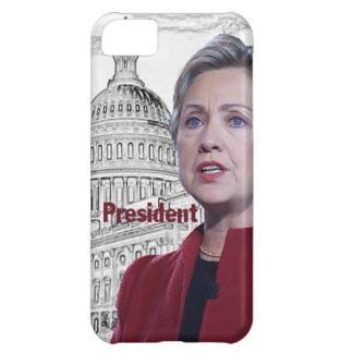 Hillaryt Clinton 2016 Cover For iPhone 5C