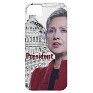 Hillaryt Clinton 2016 iPhone SE/5/5s Case