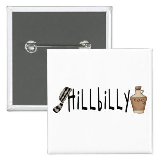 hillbilly 2 inch square button