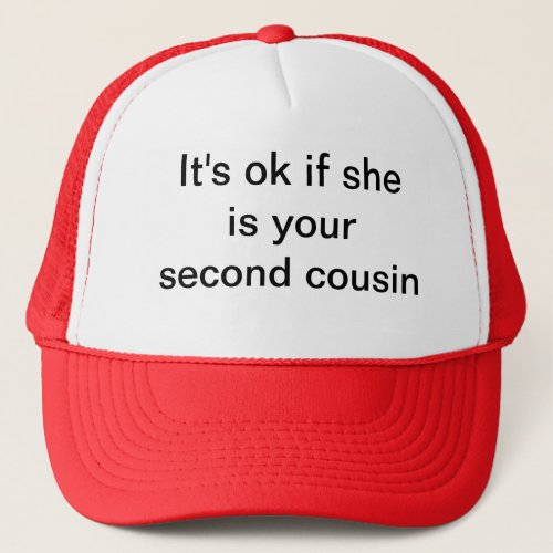 hillbilly cousin hat