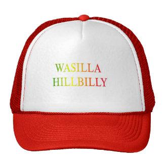 HILLBILLY DE WASILLA GORROS BORDADOS