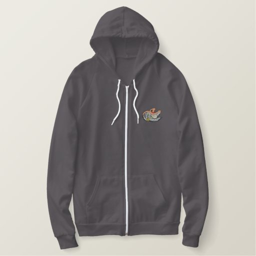 Hillbilly Embroidered Hoodie