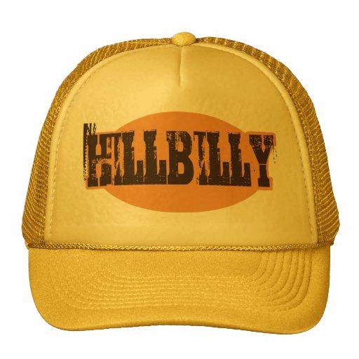 Hillbilly Gorras De Camionero