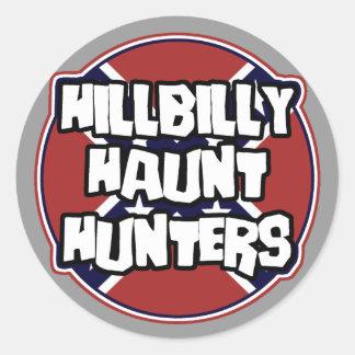 Hillbilly Haunt Hunters Sticker