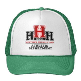 Hillbilly Highschool de Hicktown para los Hillbill Gorra