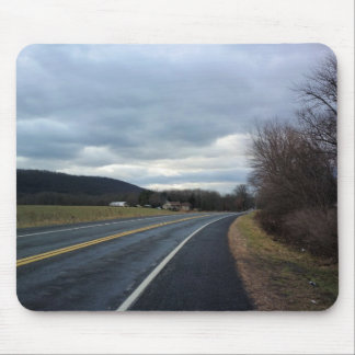"""""""Hillbilly Highway"""" Mouse Pad"""