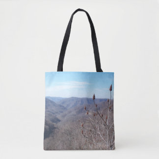 Hillbilly Highway Tote Bag