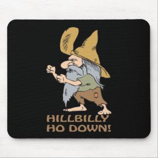 HillBilly Ho Down Mouse Pad