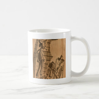 hillbilly home coffee mug